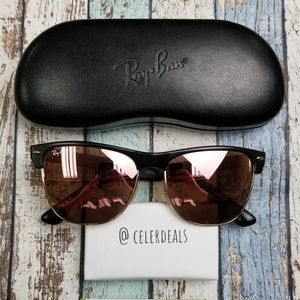 Clubmaster RB4175 877/ZS Ray Ban Sunglasses/VIP413